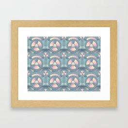 Bink Bonk Beep Boop Framed Art Print