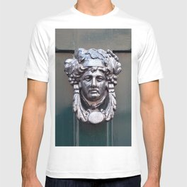 Door knocker T-shirt