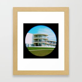 De La Warr Pavilion Framed Art Print