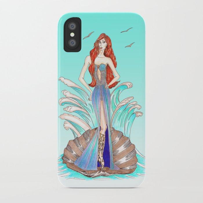 Venus Dress iPhone Case
