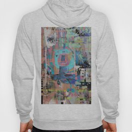 X-Ray Of A Broken City Hoody