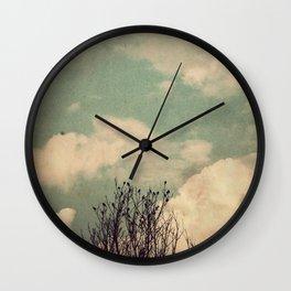 Unkindness Wall Clock