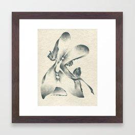 Reclining Figure IV (Vanity) Framed Art Print
