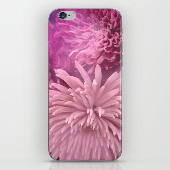 Pink Hour iPhone & iPod Skin