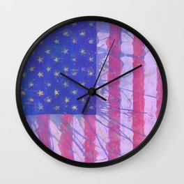 DRENCH.usa Wall Clock