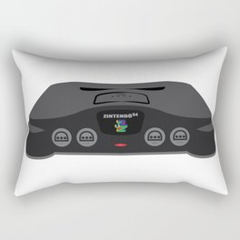 Nintendo 64 Rectangular Pillow