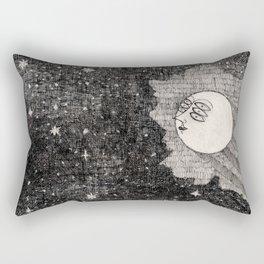 Travelling Star Rectangular Pillow