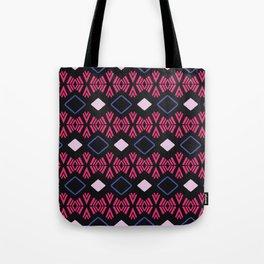 Market-Black Tote Bag