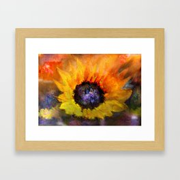 Sunflowers Art Framed Art Print