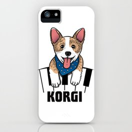 Korgi iPhone Case