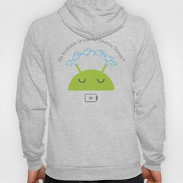 Androids and sheep Hoody