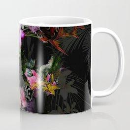 Spring Skull Coffee Mug