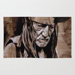 Sepia Willie Rug