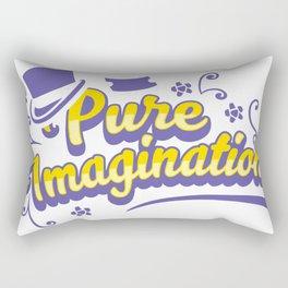 Pure Imagination Rectangular Pillow