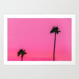 Feeling Tropical Art Print