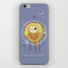 Meanwhile in the Dreamtime iPhone & iPod Skin