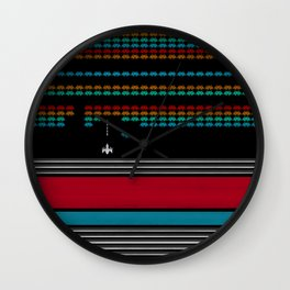 Till The End Wall Clock