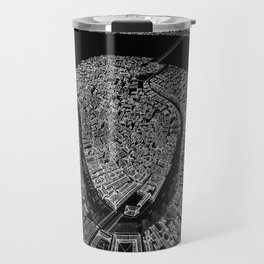 Venice in BW Travel Mug