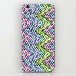 Intuition Chevron iPhone Skin