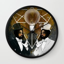 THE ILLUSIONISTS Wall Clock