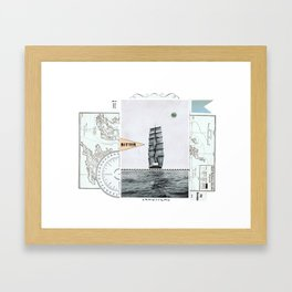 November –• Framed Art Print