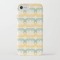 foxes iPhone & iPod Cases featuring Foxes by Akwaflorell