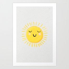 Sunshine Kunstdrucke