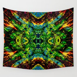 Exploding Star Wall Tapestry