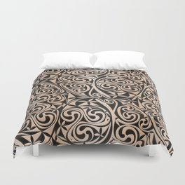 Celtic Warlord carbon Duvet Cover