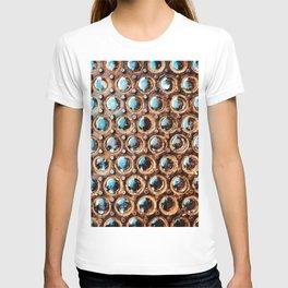 Manhattan Sidewalk Vault Lights T-shirt