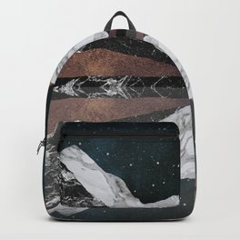 Landscape Mountains Backpack