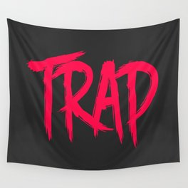 Trap Wall Tapestry