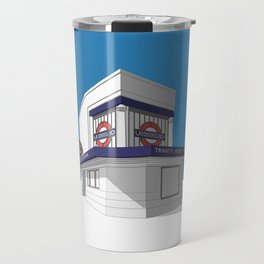 Trinity Road (Tooting Bec) Travel Mug