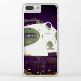 Engine 6901 Clear iPhone Case