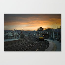 Gloucester Approach  Canvas Print
