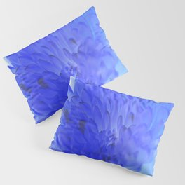 Inverted Flower Pillow Sham