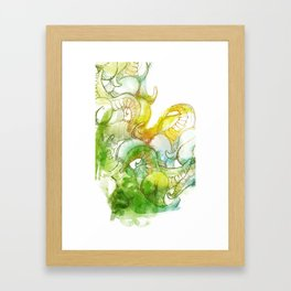 Ventouse Framed Art Print