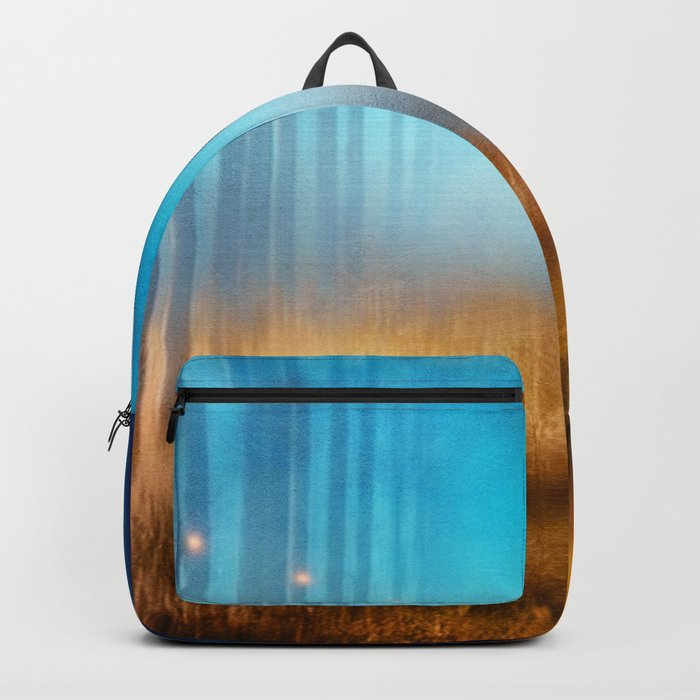 Blue melody.. Backpack