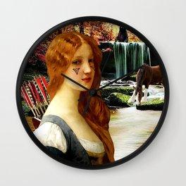 Brave - Pixar Merida Nouveau Wall Clock