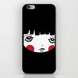 IN A Square iPhone Skin