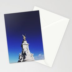 Victoria Memorial, London Stationery Cards