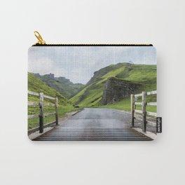 Winnats Pass Derbyshire Carry-All Pouch