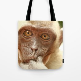 MALAYSIAN MONKEY Tote Bag