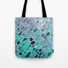 Energy Mosaic Tote Bag