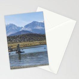 Mono Lake Tufa, No. 6 Stationery Cards