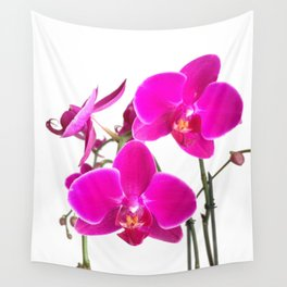 Orchid Wall Tapestry