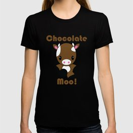 Chocolate Moo! T-shirt