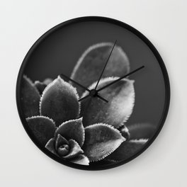 Jagged Wall Clock