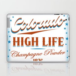 Colorado High Life Laptop & iPad Skin