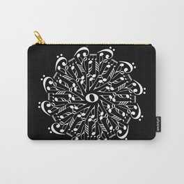 Musical mandala - inverted Carry-All Pouch